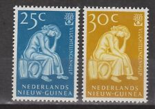 Indonesia Nederlands Nieuw Guinea New Guinea 61 - 62 MNH PF 1960 VERY FINE