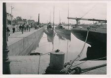 SAINT-MALO c. 1938 - Bateaux Militaires  Ille-et-Vilaine Div 4711