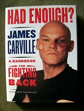 Had Enough? Handbook for Fighting Back by James Carville (2003, Hardcover)