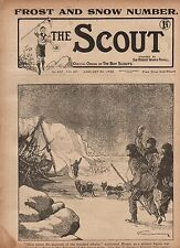 1920 The Scout January 24 - Antarctic Adventure; Treed by Panthers; Brigand Air