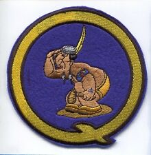 NAS NAVAL AIR STATION QUONSET POINT RI EARLY VERSION US Navy Base Squadron Patch