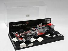 VODAFONE MCLAREN MERCEDES MP4-25 J.BUTTON 2010 MINICHAMPS MODELS 1/43 #530104301