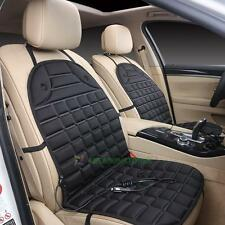 12V Auto Car Van Front Seat Hot Heater Heated Pad Cushion Winter Warmer Cover
