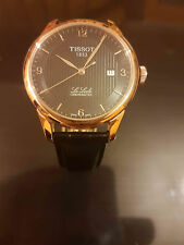 T006.408.36.057.00 MENS ROSE GOLD TISSOT LE LOCLE COSC 25 JEWEL AUTOMATIC