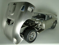1965 Ford Shelby Cobra Daytona GT Race Car Franklin Mint Pewter 1 12 Concept 40