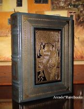 Alighieri, Dante Gustave Dore~THE DIVINE COMEDY~Franklin Library 1st Edition