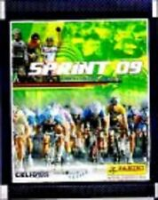6 images PANINI SPRINT 09 : Garmin-Slipstream