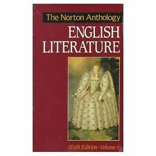 The Norton Anthology of English Literature, Vol. 1 (6th edition, 1993)