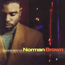 The Very Best of Norman Brown by Norman Brown (Guitar) (GRP (USA))