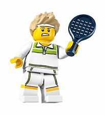 LEGO #8831 Mini figure Series 7 TENNIS ACE
