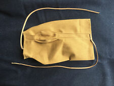 Reproduction Canvas Breech Cover for Krag Rifle