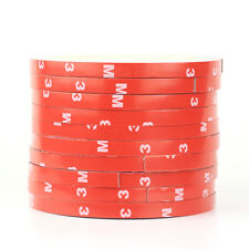 10mm High Bond 3M Double-side Acrylic Foam Adhesive Glue Tape Roll For Car Auto