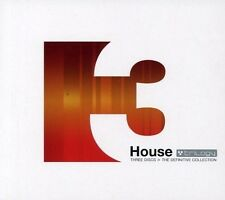 HOUSE TRILOGY - ASTROVOID, LIONGOLD, DUAL SESSIONS, GUSZ, DUBRIDER - 3 CD NEU