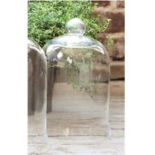 Glass Cloche Bell Jar French Country Garden Terrarium Cake Dome