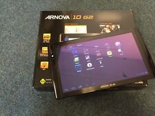 Arnova 10 G2 4GB Archos tablet - Wi-Fi, 10.1in - Black HARDLY USED