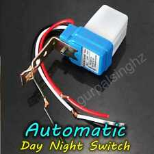 Automatic Day Night Dusk Dawn Sensor Light Switch PhotoElectric Control 10A 220V