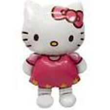ANAGRAM JUMBO AIRWALKER HELLO KITTY BALLOON 23476
