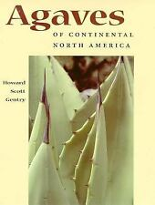 Agaves of Continental North America, Howard Scott Gentry, Good Book