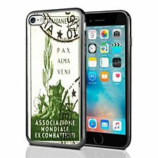 1959 Italy Postage Stamp Gentle Peace Has Come For Iphone 7 Case Cover By Atomic