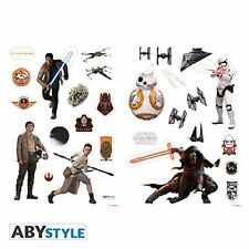 STAR WARS Stickers The Force Awakens