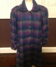 Women's Vintage Mohair Coat by George David Fashions Sz10