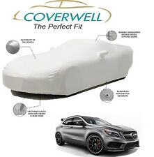 COVERWELL Scratch Less Custom Fit Car Body Cover For Mercedes Benz GLA Class