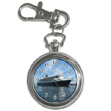 RMS QUEEN MARY 2 KEYCHAIN WATCH **FANTASTIC ITEM**