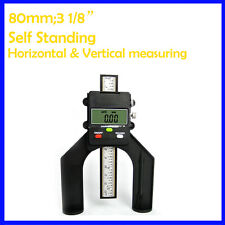 80mm(3 1/8 inch) Self Standing Trend Digital Router Depth Gauge-A GOOD DIY TOOL