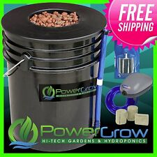 Deep Water Culture Hydroponic System - 6 inch Net Pot Lid Kit by PowerGrow ®