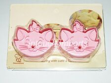 New Marie Cat Embossed Mould Cookie Cutters Sugarcraft Cake Decorating Tools