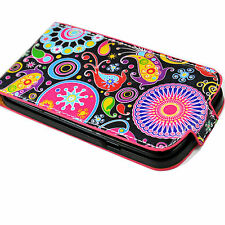 Vertical Flip Leather Pocket Phone Case Cover For Samsung Galaxy S3 III i9300