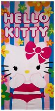 Hello Kitty Velour Beach Towel