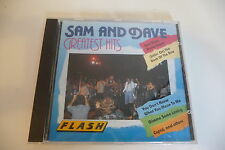 SAM & DAVE GREATEST HITS CD SOUL MAN/ HOLD ON (I'M COMING) / SOUL SISTER BROWN..