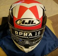 HJC RPHA 10 BEN SPIES REPLICA III MC1 2XL