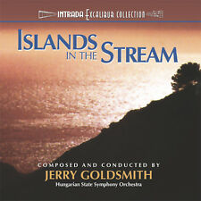 Islands In The Stream - Complete Score - Limited Edition - Jerry Goldsmith