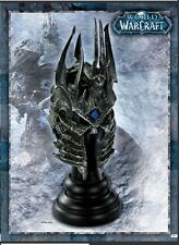 WoW - Arthas Helm - Lich King - Blizzcon Statue - OVP loot