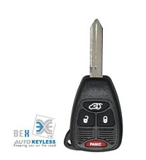 Uncut Keyless Entry Remote 4 button Fob Transmitter for 2006-2012 Dodge Durango
