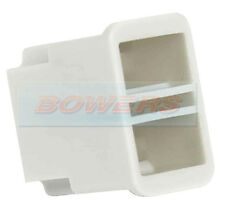 BRITAX ELECTRICAL CONNECTOR BLOCK  MODULAR SWITCH BULB CONNECTION SOCKET