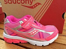 Saucony Girls Non -Tie Sneakers Pink/Pink Infants Girls Size 8 1/2 M