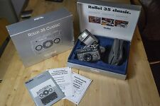 ROLLEI 35 CLASSIC BLACK / rare / mint NEW
