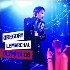 27322//GREGORY LEMARCHAL OLYMPIA 2006 CD EN TBE