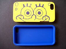 Nickelodeon Spongebob Squarepants Dual Protection Case for iPhone 5 5s New