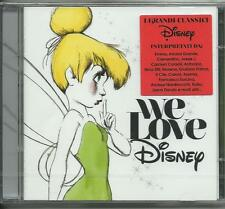 VARIOUS - We love Disney (2015) 2 DVD