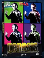 Official TNA Impact Wrestling - Genesis 2012 Event DVD