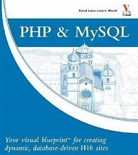 PHP & MySQL: Your visual blueprint for creating dynamic, database-driv-ExLibrary