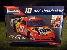 Monogram 2478 #10 Tide Thunderbird 1/24 Nascar model kit