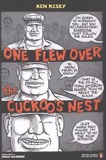 Penguin Classics Deluxe Edition: One Flew over the Cuckoo's Nest by Ken Kesey (2