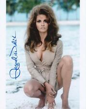Raquel Welch-Sexy Signed Color Photograph