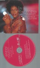 CD--WHITNEY HOUSTON--MY LOVE IS YOUR LOVE | SINGLE