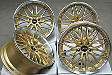 "19"" CRUIZE 190 GLP ALLOY WHEELS FIT BMW 5 SERIES E39 E60 E61 F10 F11 GT"